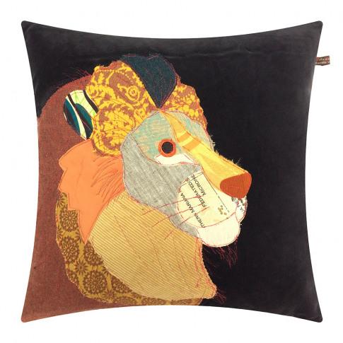 Carola Van Dyke - Lion Cushion - 50x50cm