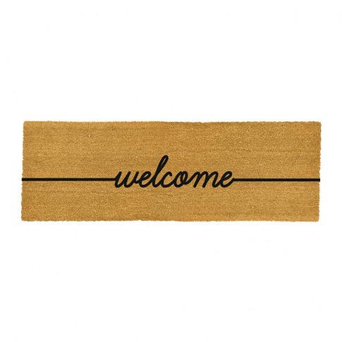 Artsy Doormats - Welcome Patio Door Mat