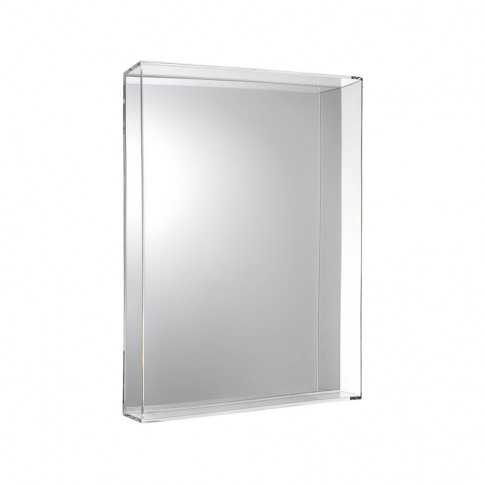 Kartell - Only Me Mirror - Crystal - 50x70cm