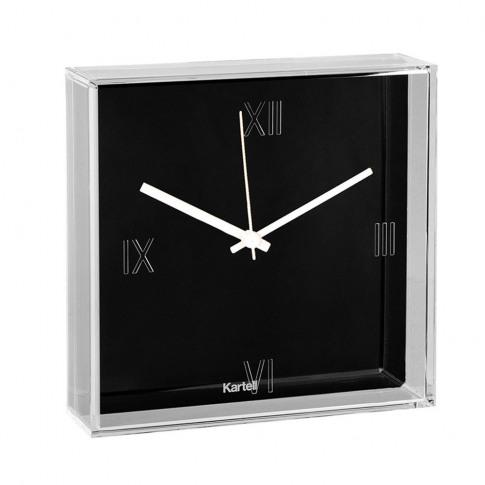 Kartell - Tic & Tac Wall Clock - Black