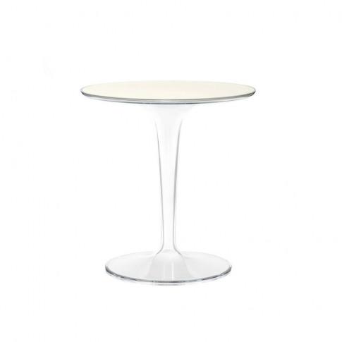 Kartell - Tip Top Side Table - White