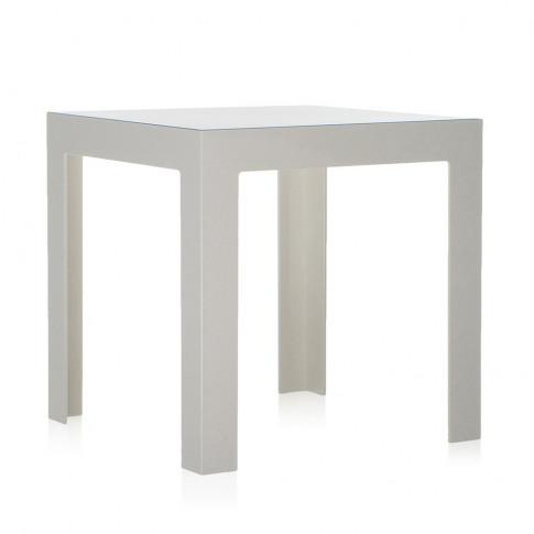 Kartell - Jolly Side Table - Glossy White