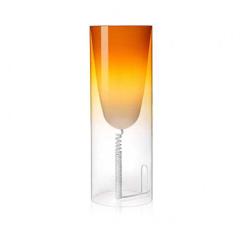 Kartell - Toobe Table Lamp - Orange