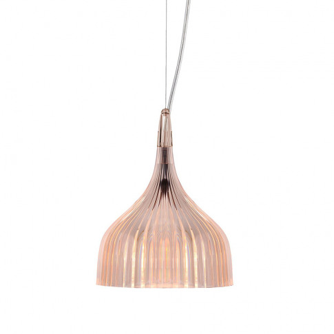 Kartell - E Ceiling Lamp - Rose