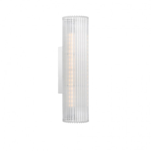 Kartell - Rifly Wall Lamp - Crystal