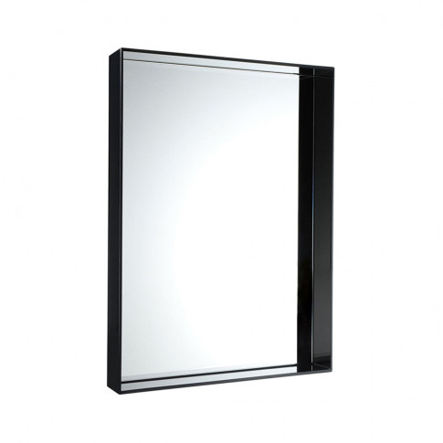 Kartell - Only Me Mirror - Glossy Black - 50x70cm