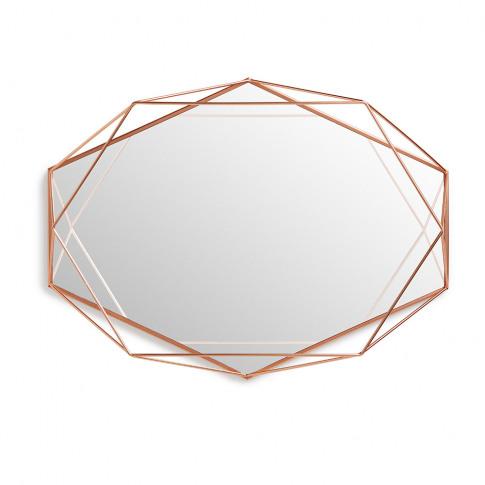 Umbra - Prisma Mirror - Copper