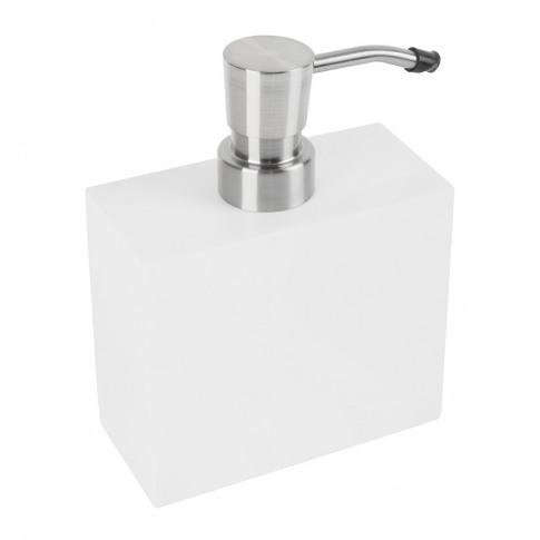 Aquanova - Moon Soap Dispenser - White