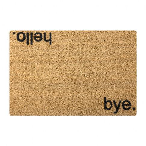 Artsy Doormats - Hello/Bye Door Mat