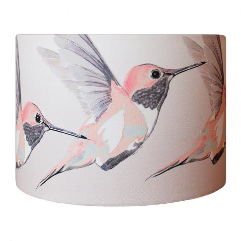 Anna Jacobs - Rose Hummer Lamp Shade - Medium