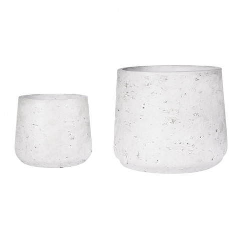 Garden Trading - Stratton Cement Plant Pots - Set Of...