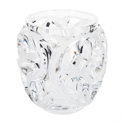 Lalique - Tourbillons Ss Vase - Clear