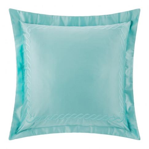 Pratesi - Chain Embroidery Pillowcase - Set Of 2 - 6...