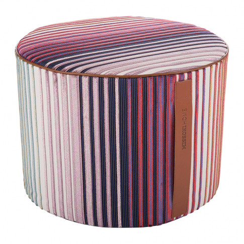 Missoni Home - Tunisi Cylindrical Pouf - 100