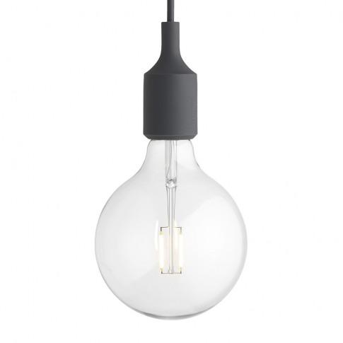 Muuto - E27 Pendant Lamp - Dark Grey