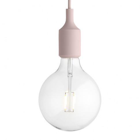 Muuto - E27 Pendant Lamp - Rose