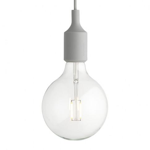 Muuto - E27 Pendant Lamp - Light Grey