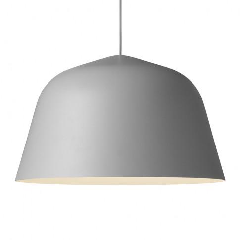 Muuto - Ambit Pendant Lamp - Grey - Large