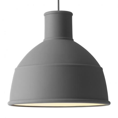 Muuto - Unfold Pendant Lamp - Dark Grey