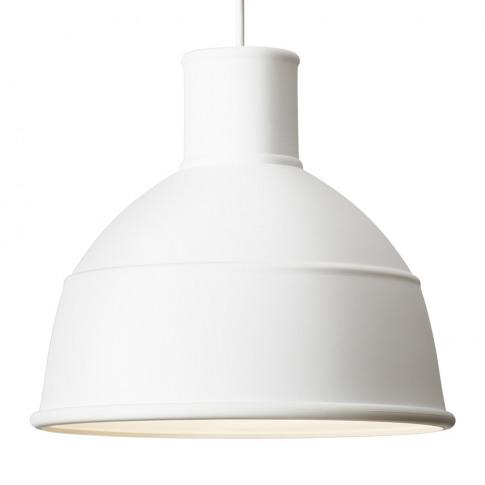 Muuto - Unfold Pendant Lamp - White