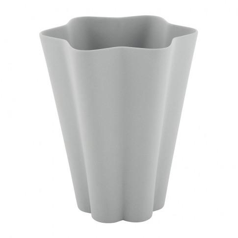 Hay - Large Iris Vase - Grey