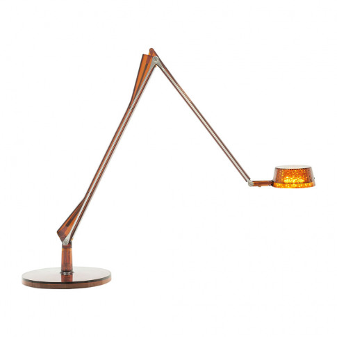 Kartell - Aledin Dec Table Lamp - Amber