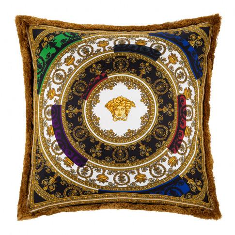 Versace Home - I Love Baroque Silk Cushion - 50x50cm...
