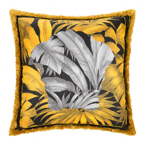 Versace Home - Depalma Reversible Silk Cushion - 50x...