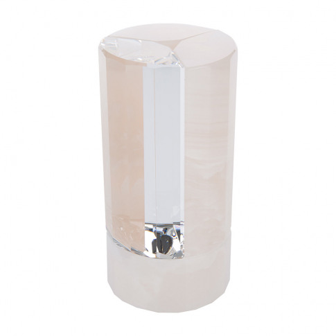 Atelier Swarovski - Aldo Bakker Pink Onyx Vase - Medium