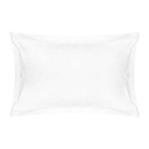Yves Delorme - Triomphe Sateen Pillowcase - White - ...
