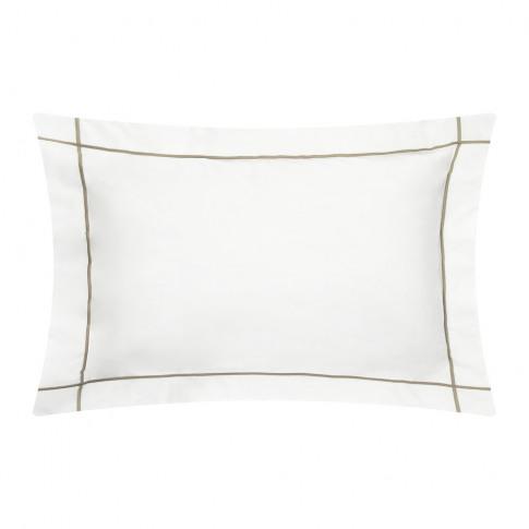 Yves Delorme - Athena Pierre Pillowcase - 50x90cm