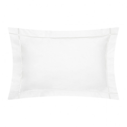 Yves Delorme - Athena White Pillowcase - 50x75cm