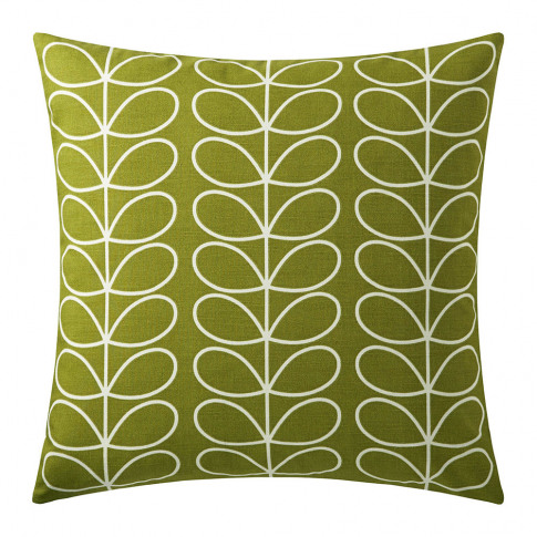Orla Kiely - Small Linear Stem Reversible Cushion - ...
