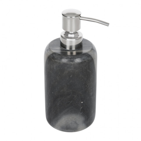 A By Amara - Grey Marble Soap Dispenser
