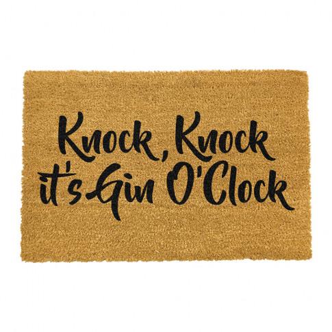 Artsy Doormats - Gin O'Clock Door Mat - Volume 2