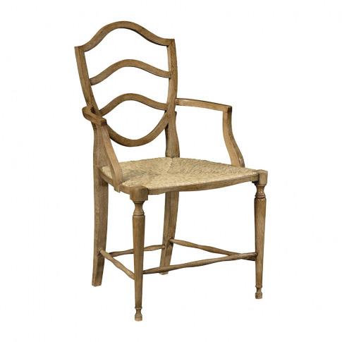 William Yeoward - Bodiam Armchair - Washed Oak