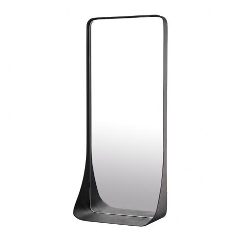 Pols Potten - Edge Mirror With Shelf - Small
