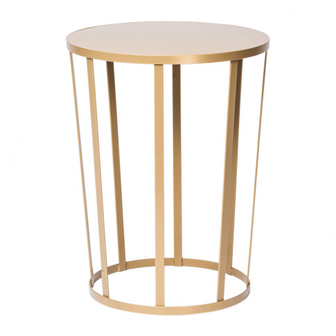 Petite Friture - Hollo Stool/Side Table - Gold