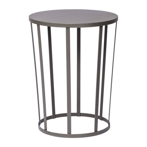 Petite Friture - Hollo Stool/Side Table - Anthracite