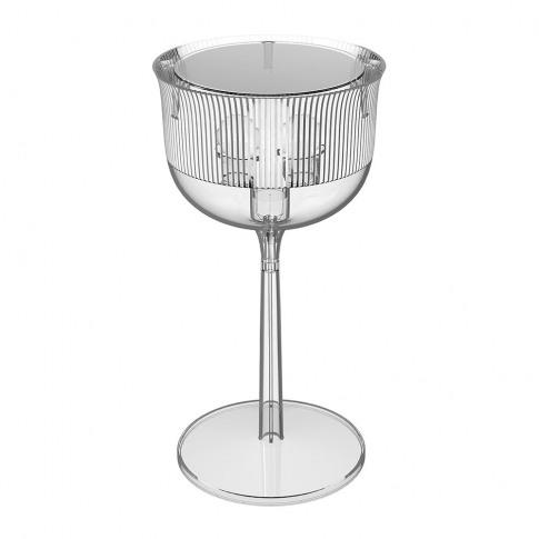 Qeeboo - Goblet Table Lamp - Transparent - Standard
