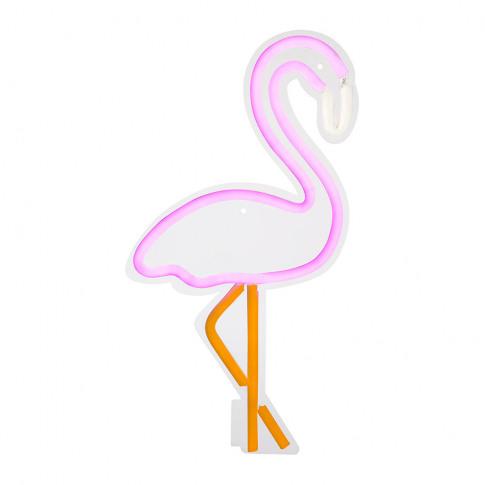 Sunnylife - Neon LED Wall Light - Flamingo - Large
