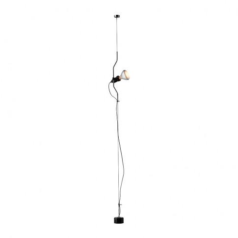 Flos - Parentesi D Ceiling/Floor Lamp - Nickel
