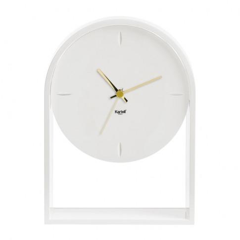 Kartell - Air Du Temps Clock - Matt White