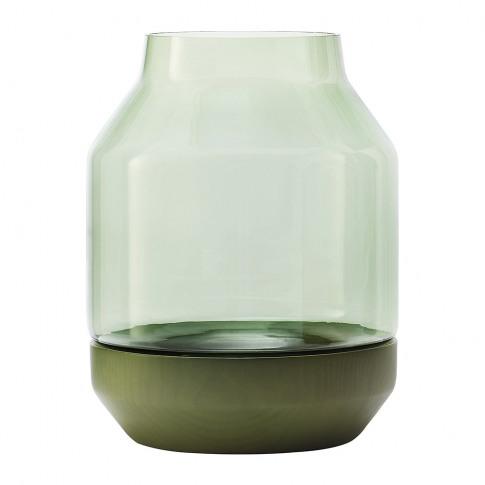 Muuto - Elevated Vase - Green