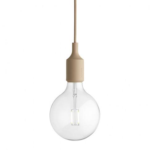 Muuto - E27 Pendant Lamp - Nude