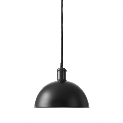 Menu - Tribeca Series Hubert Pendant Light - Black