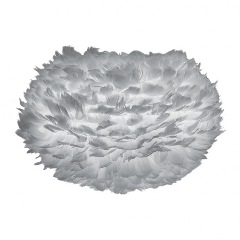 Umage - Eos Feather Lamp Shade - Grey - Medium