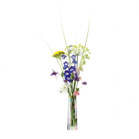 Lsa International - Sorbet Glass Vase - Nougat - 16cm
