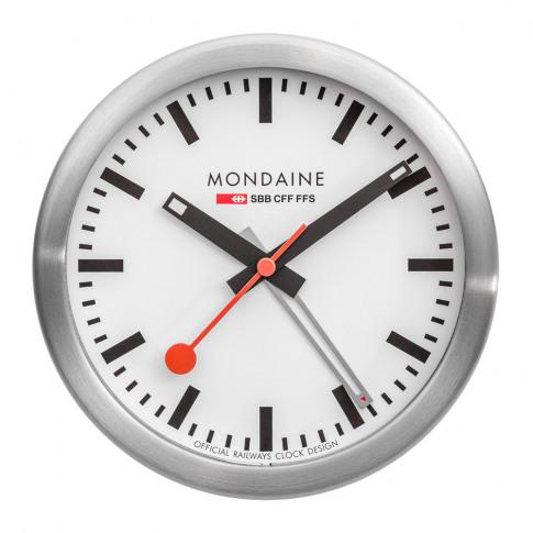 Mondaine Sbb - Classic Mini Desk Clock