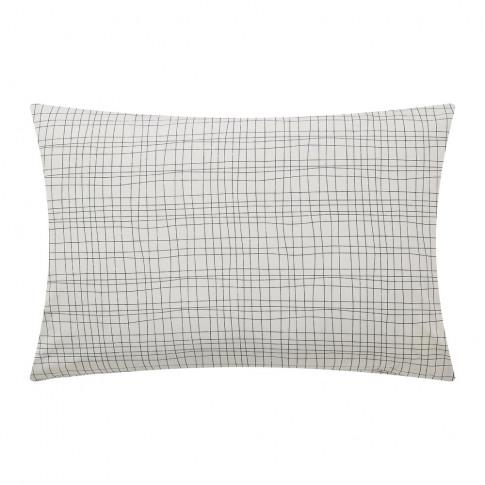Scion - Lintu Pillowcase Pair - Dandelion & Pebble
